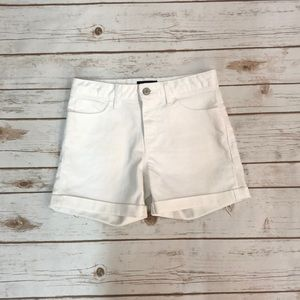 Gap girls White shorts